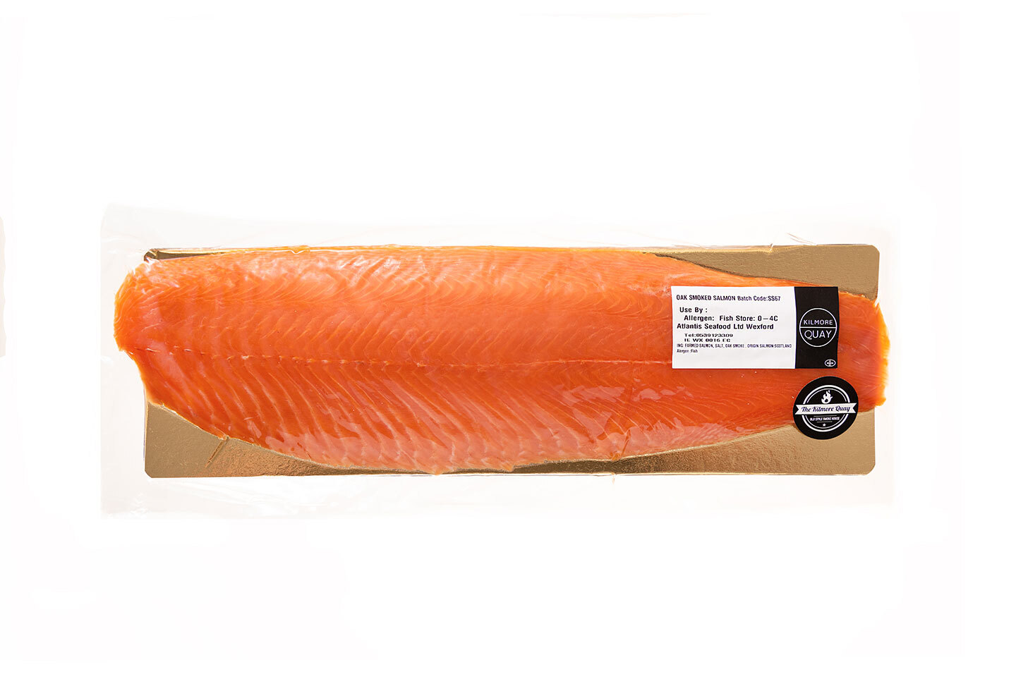 Kilmore Quay Oak Smoked Salmon