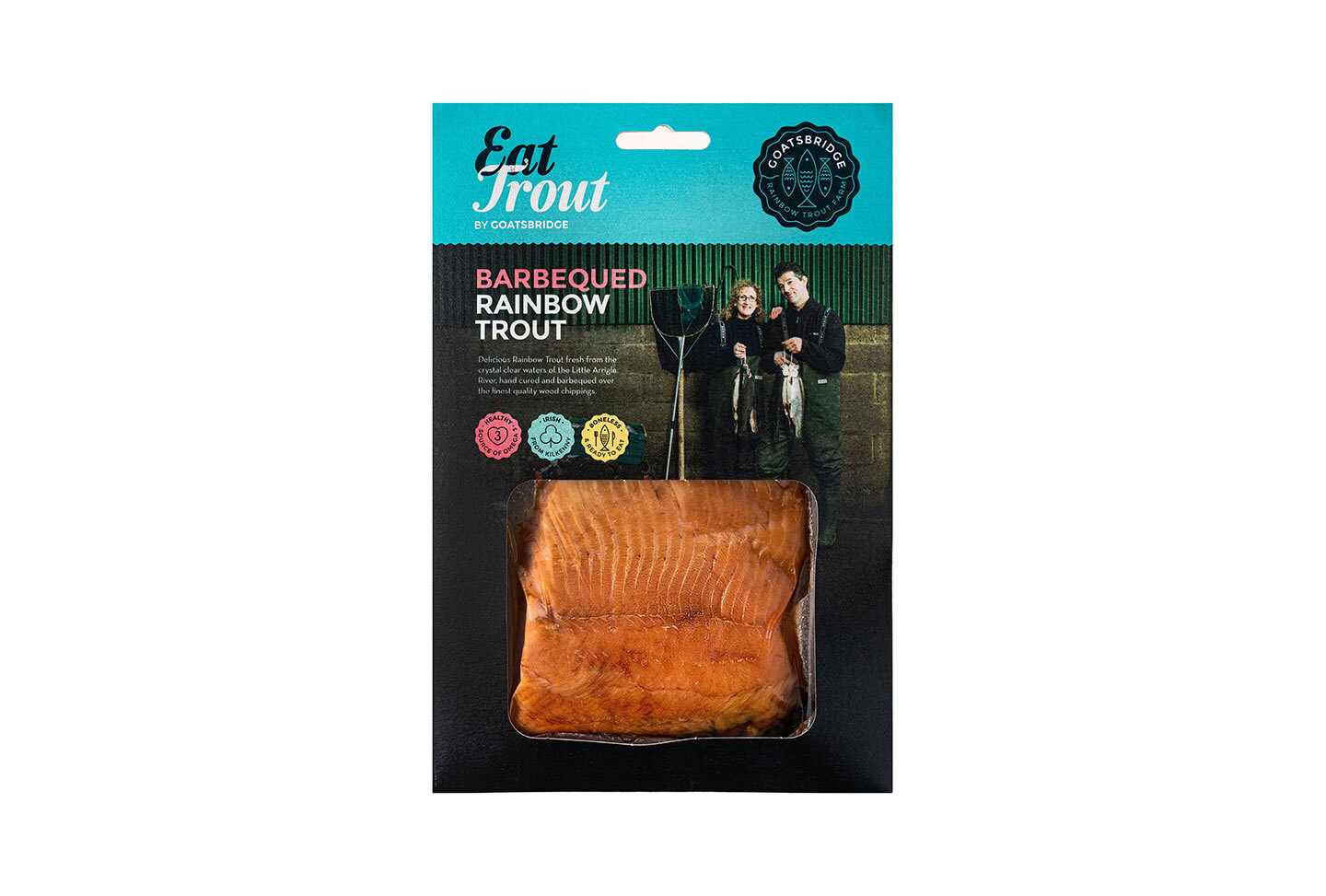 Goatsbridge Hot Smoked Trout