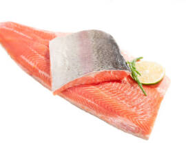 AT503 - Fresh Irish Sea Trout Fillets