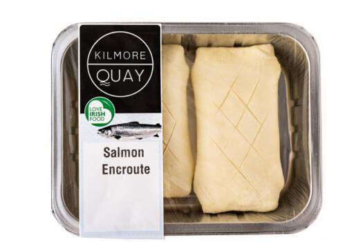Salmon En-coute