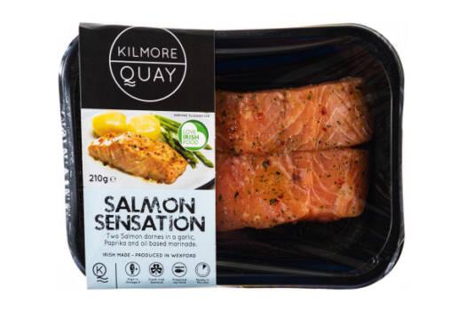 73 Salmon Sensation