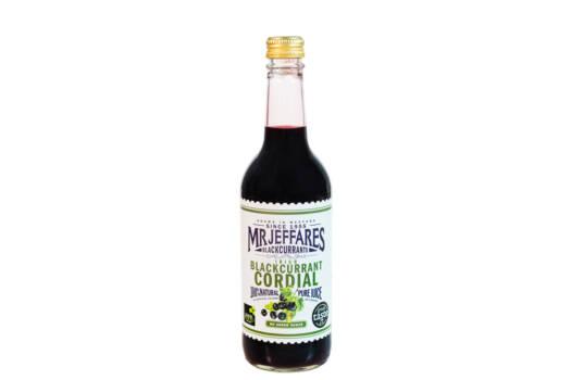 77 - Mr. Jeffares Irish Blackcurrant Cordial
