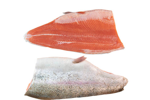 AT503 - Fresh Irish Sea Trout Fillets (2)