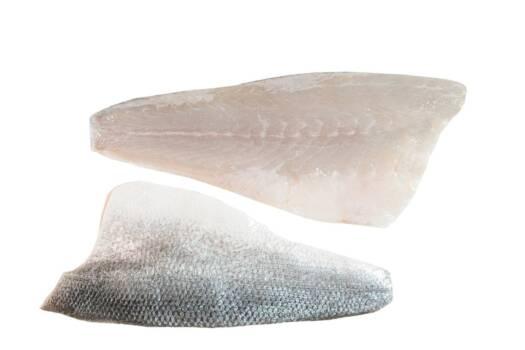AT604 - Fresh Sea Bass Fillets Large