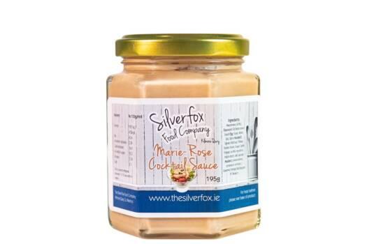 SHOP25 - Silver Fox Marie Rose Sauce