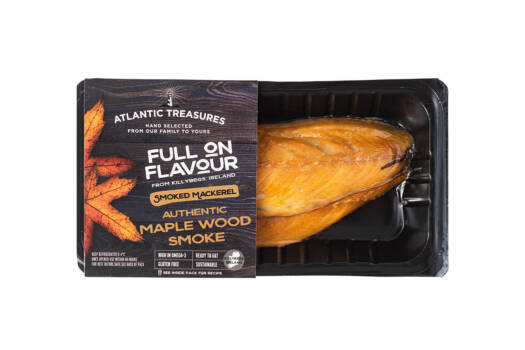 SHOP4 Atlantic Treasures Smoked Mackerel