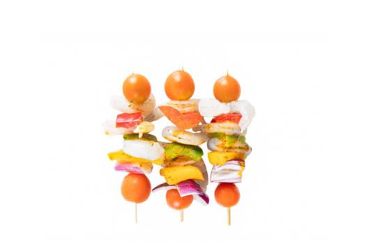 Fresh Prawn Kebabs