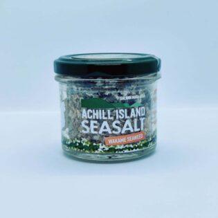 Achill Island Seaweed Salt from Atlantis of Kilmore Quay
