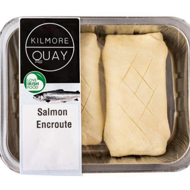 Kilmore Quay Salmon En Croute
