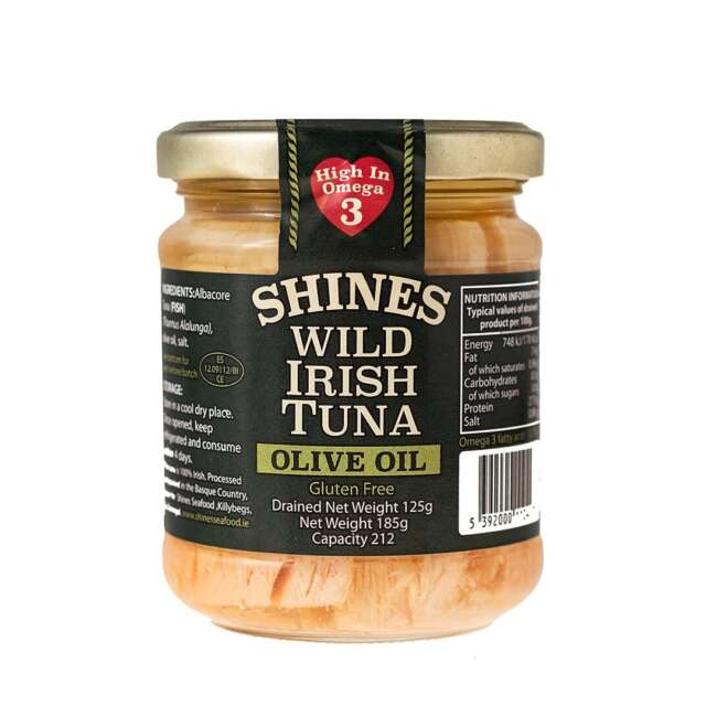 Shines Wild Irish Albacore Tuna