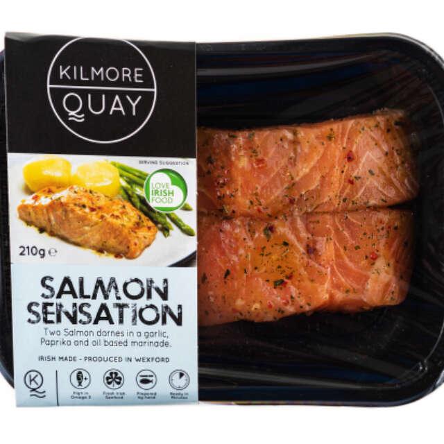 Kilmore Quay Salmon Sensation