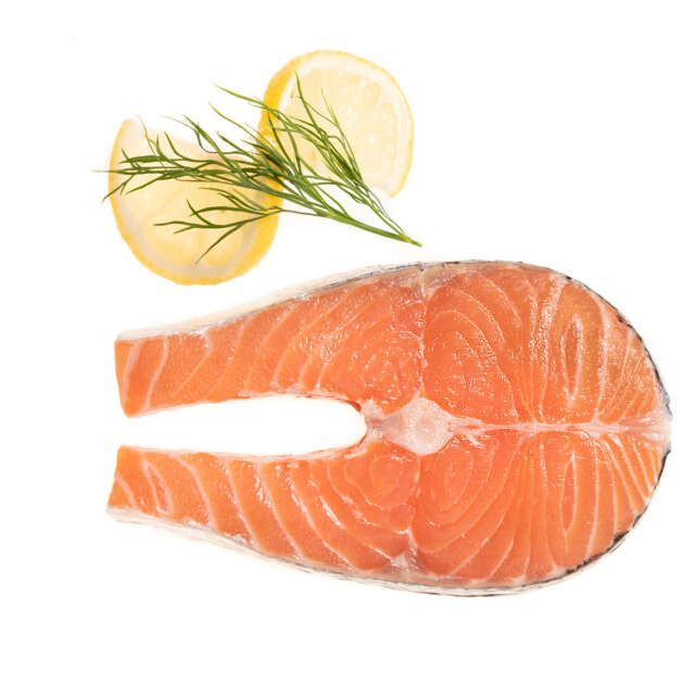Fresh Salmon Cutlets