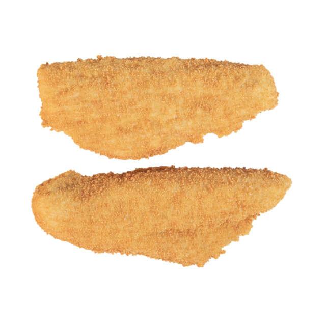 Breaded Haddock Fillet