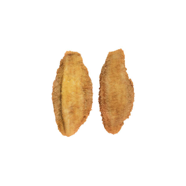 Breaded Lemon Sole Fillet