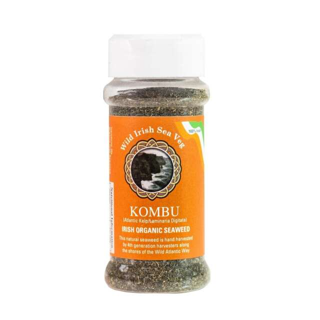 Wild Irish Sea Veg Kombu Sprinkles
