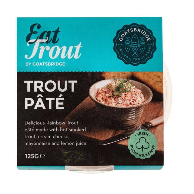 Goatsbridge Smoked Trout Pate 125g