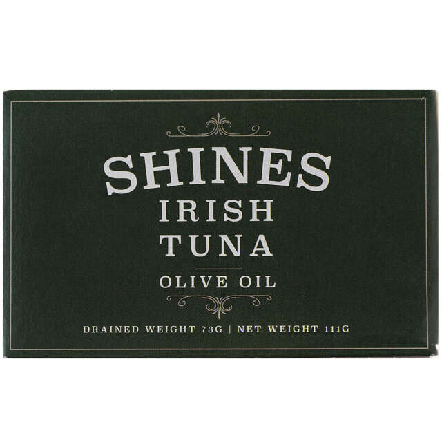 Shines Wild Irish Albacore Tuna Tin