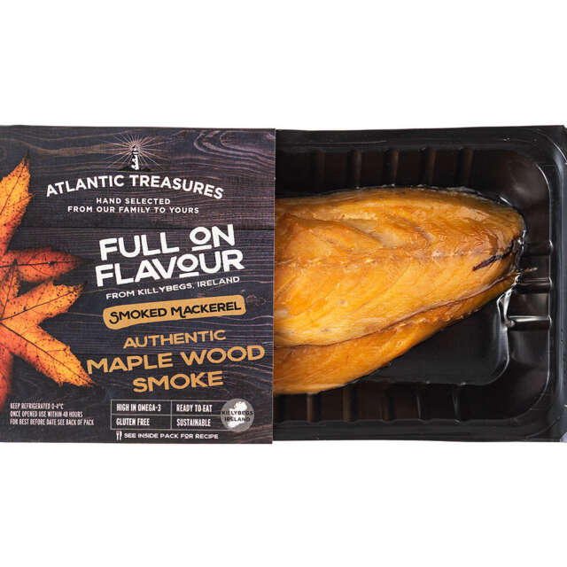 Atlantic Treasures Smoked Mackerel