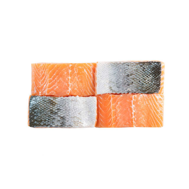 Fresh Salmon Darnes Family Pack
