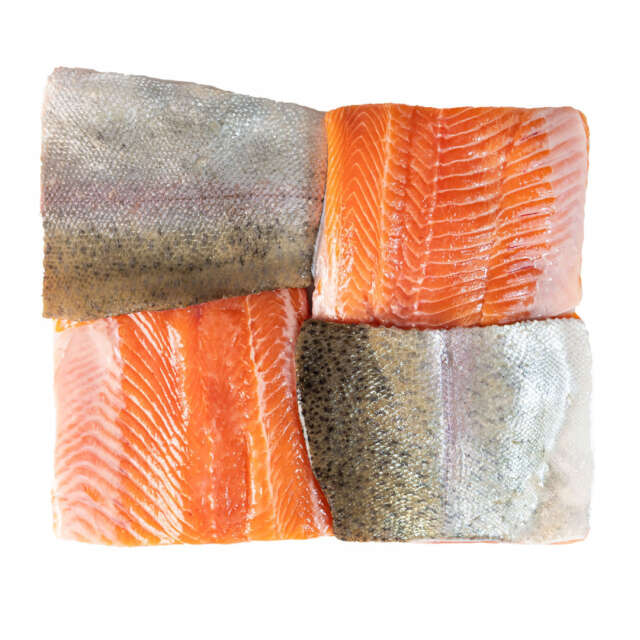Fresh Goatsbridge Trout Portions Family Pack