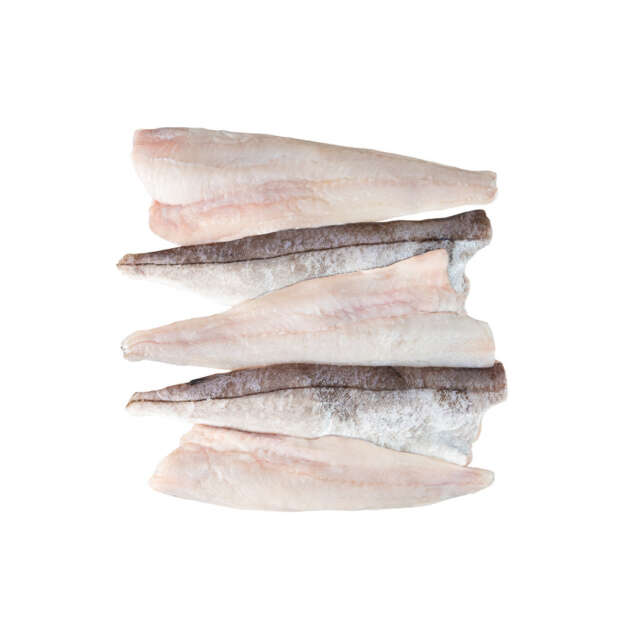 Fresh Wild Irish Haddock Fillets Family Pack 2kg