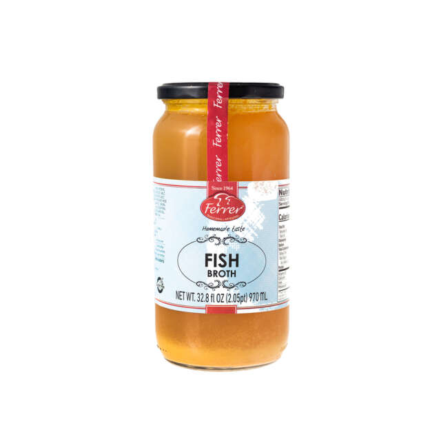 Ferrer Fish Bone Broth